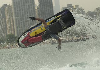 Gary Burtka No Hander at Chicago Air & Water Show '02